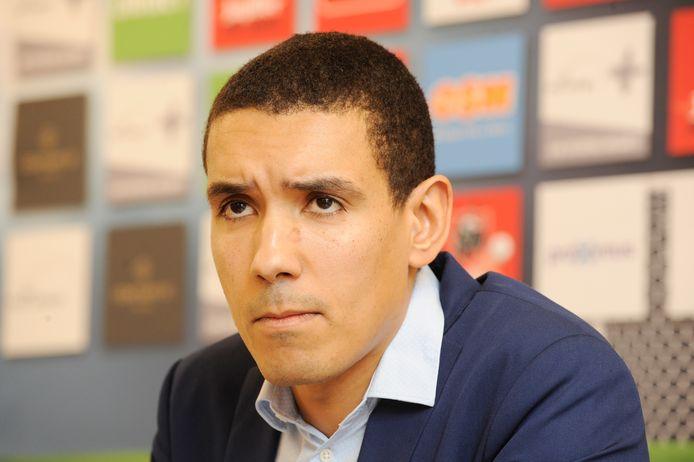 Pro League--woordvoerder Stijn Van Bever
