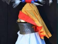 Poortkamer van Ammersoyen voor het eerst open; bijzondere replica's van harnas en helm te zien