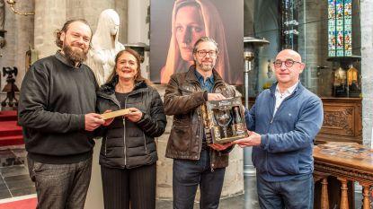 Bier en foto's voor 5.000ste bezoeker Bock en Bijls