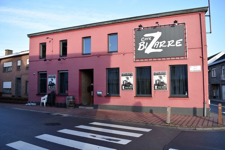 Café Bizarre in Dentergem.