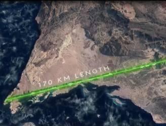 In deze door Saudi-Arabië gebouwde miljoenenstad is geen auto te vinden
