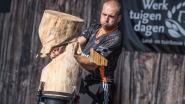 Koen (35) is voor het tweede jaar op rij de beste houthakker van de Benelux