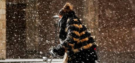 LIVE | Eerste sneeuw gevallen in Vlissingen