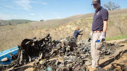 """Piloot over fatale crash Kobe Bryant: """"Weersomstandigheden waren niet ongewoon voor helikopter"""""""