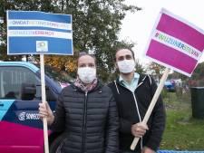 Noodkreet Soweco-personeel over toekomst sociale werkvoorziening; 'We worden in de luren gelegd, de maat is vol!'