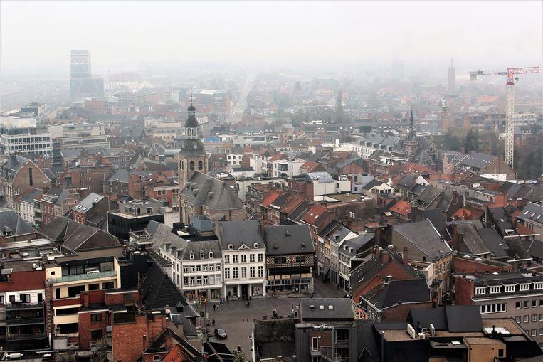 Hasselt is de best voorziene stad van Vlaanderen