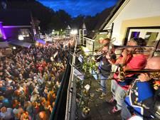 Meer muzikanten dan ooit bij vrolijk Gevelconcert Wijchen