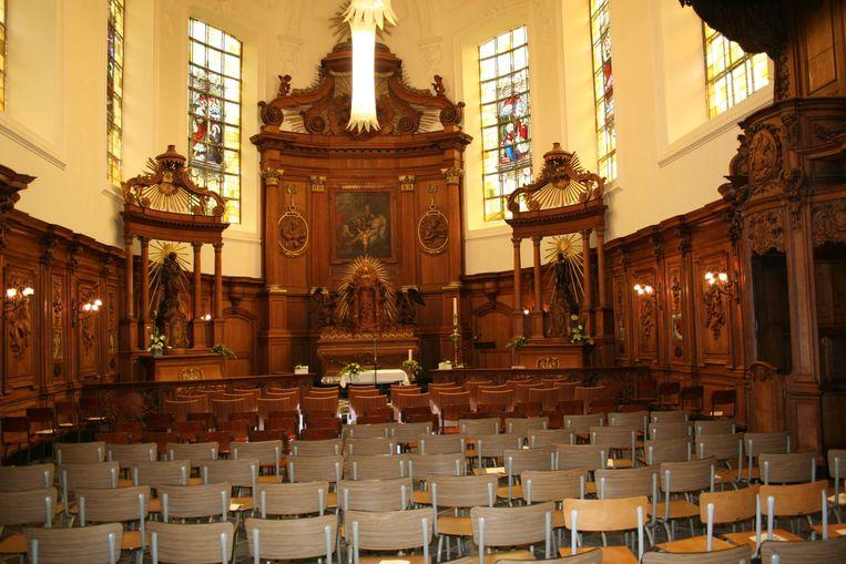 De prachtige Sint-Rochuskapel