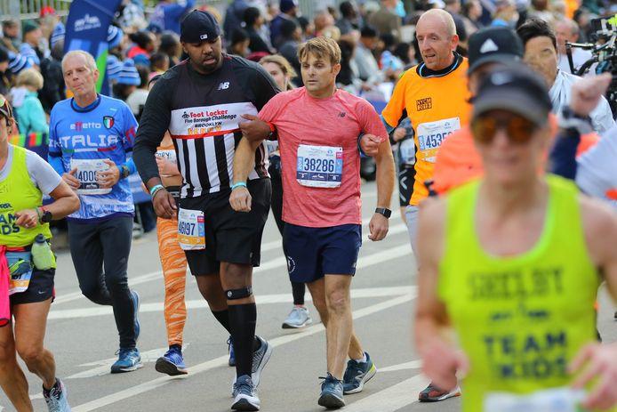 David van Bodegom: 'Kom bij mij niet af met een marathon. Heb je die mensen al zien lopen? Je hoeft echt geen dokter te zijn om te zien dat zoiets niet gezond is.'
