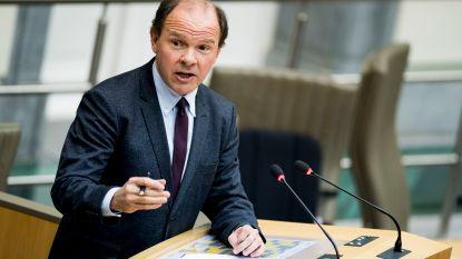 """Minister van Werk Philippe Muyters: """"Stop te zeggen: 'je moet niet naar werk zoeken' """""""