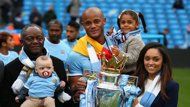 Picture of Vincent Kompany Son, called Kai