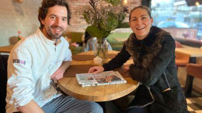 """Ruben (38) was jarenlang vaste patissier van Sergio Herman, had drie winkels in Korea en opent nu eigen zaak in Knokke: """"Niet de zoveelste bakkerij of tea-room"""""""