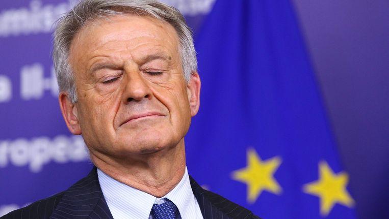 De Italiaanse oud-minister van Milieu Corrado Clini Beeld ANP