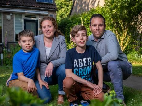 Geëmigreerd naar Amerika maar door corona nu klem in Oisterwijk: 'Dit voelt niet als vakantie'