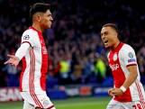 De mooiste foto's van Pim Ras bij Ajax - Lille