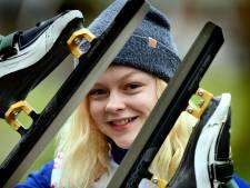 Shorttrackster Velzeboer naar WK voor junioren