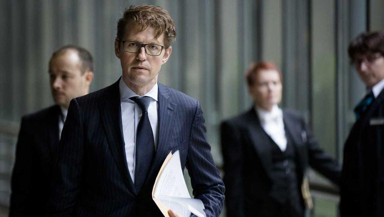Sander dekker, staatssecretaris van Onderwijs. Beeld ANP