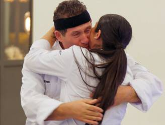 Veel emoties bij de bekendmaking van de tweede finalist van 'Mijn Keuken Mijn Restaurant'