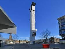 Marktplein in Hengelo: liever grondig dan snel