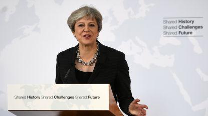 Pond beperkt schade na toespraak May