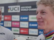 Nederlandse wielerequipe wint goud op gemende estafette