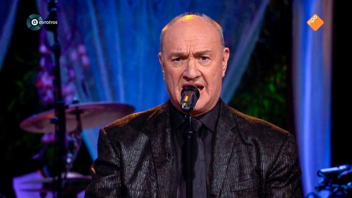 2019 Zanger Henk Poort in het tv programma Beste Zangers