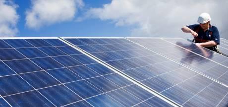 184 zonnepanelen voor Burense basisscholen