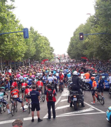 De Vuelta vraagt nu al iedere dag aandacht