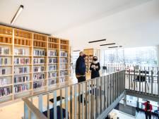 Nieuwe bibliotheek Postjesweg geopend, ondanks dreigende bezuiniging OBA