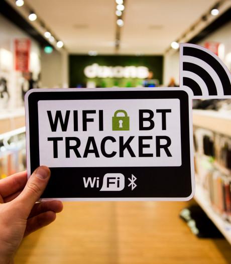 Wifi-tellingen in binnensteden Deventer, Apeldoorn en Zutphen stilgelegd