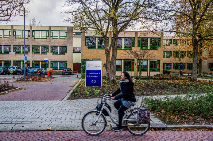 De Emmausschool in Rotterdam.