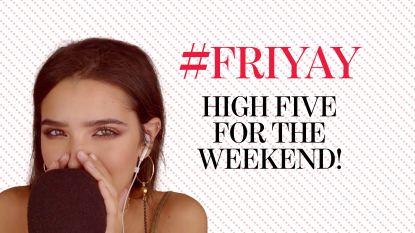 #FRIYAY! Een breinorgasme en 4 andere feel-good snacks om het weekend in te zetten