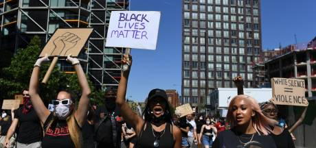 Maandag demonstratie tegen politiegeweld in Amerika op de Dam