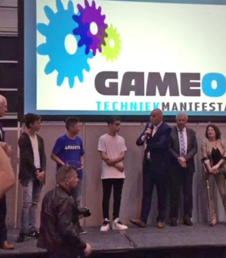 Duizenden scholieren komen deze week naar techniekbeurs Game On