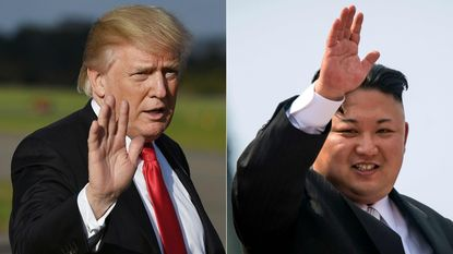 Trump zaait verwarring met tweet over Noord-Korea