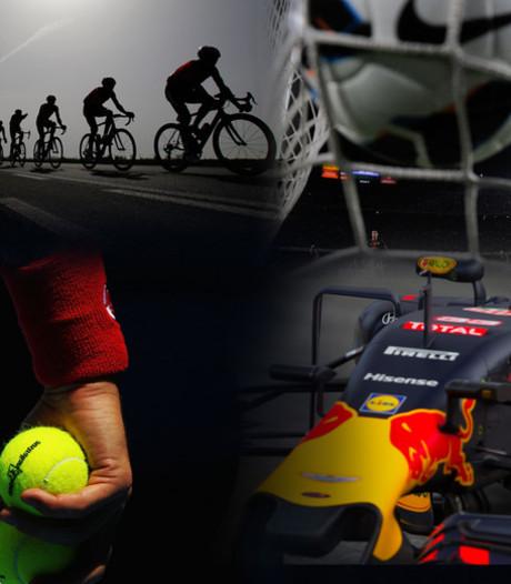 Sport Vandaag: Eredivisie en halve finale Hogenkamp