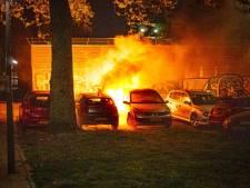 Zoveel autobranden waren er in 2020 in Drenthe