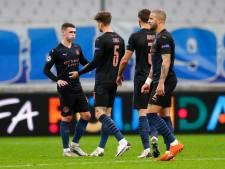 Manchester City wint ruim in Marseille, Olympiakos verliest bij Porto