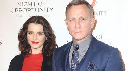 Eerste kindje voor 'James Bond' Daniel Craig en actrice Rachel Weisz (48)