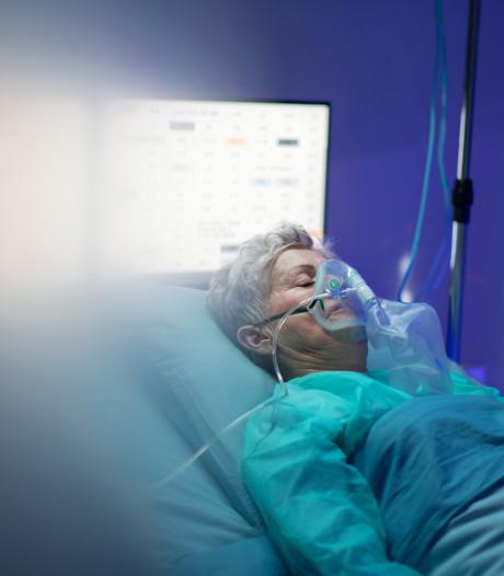 Opnieuw lichte daling aantal patiënten op Brabantse ic's, 17 patiënten overleden