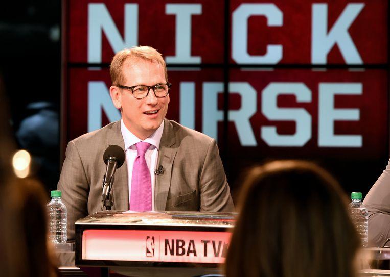 Nick Nurse.