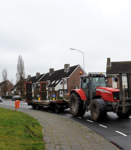 Geen nieuw verkeersonderzoek op Flintdijk en Onyxdijk in Roosendaal