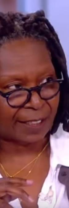 'Hysterische' Whoopi Goldberg ruziet met talkshowgast over Donald Trump