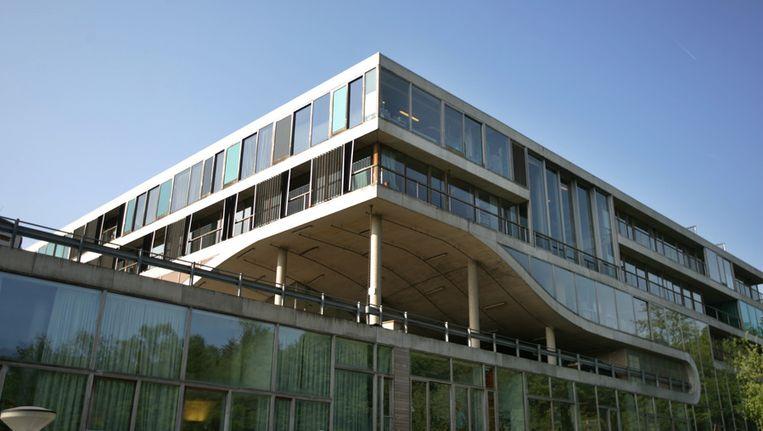 Het kantoor van de VPRO in Hliversum. © ANP Beeld