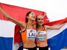 Jasmij Lau uit Velp en Frank Futselaar uit Arnhem pakken NK cross-titel
