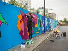 Met Amigos is Tilburg toe aan vijfde lichting graffitischrijvers
