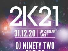 Terneuzen biedt met 2K21 Party een coronaproof alternatief voor Oud en Nieuw