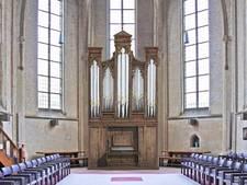 Nieuw orgel voor de kerk in Elst