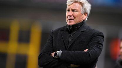 """Marc Brys onder druk? Sint-Truiden reageert: """"Er waren nooit problemen tussen club en staf"""""""