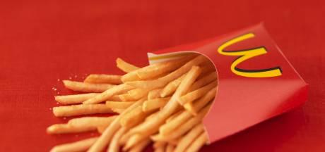 Frietjes McDonald's bestaan uit liefst 14 ingrediënten